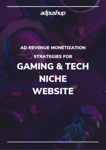 Strategies for gaming and tech Publishers - cover