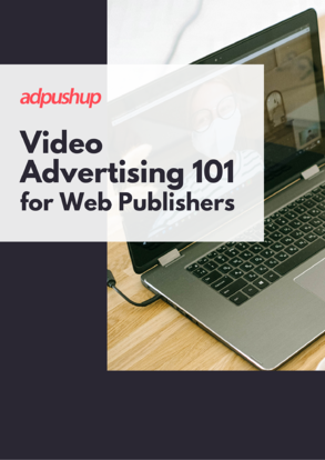 video advertising cover